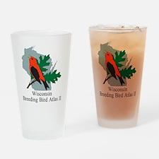 Wisconsin Breeding Bird Atlas Drinking Glass