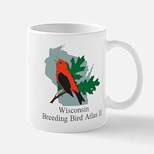 Wisconsin Breeding Bird Atlas Mugs (large/small)