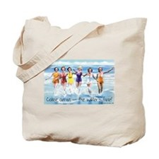Come on in! Ocean Tote Bag