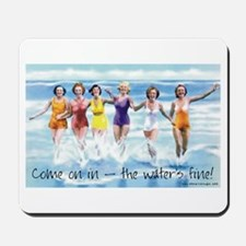 Come on in! Ocean Mousepad