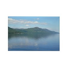 LOCH NESS Rectangle Magnet