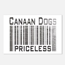 Canaan Dogs Owner Dog Lover Postcards (Package of