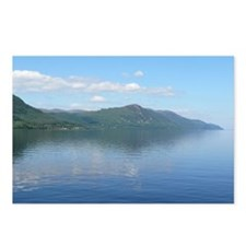 LOCH NESS Postcards (Package of 8)