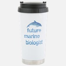 future Marine Biologist Travel Mug