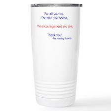 School nursing Travel Mug
