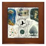 Linandara's art Framed Tile