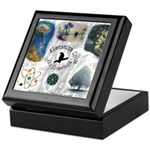 Linandara's art Keepsake Box
