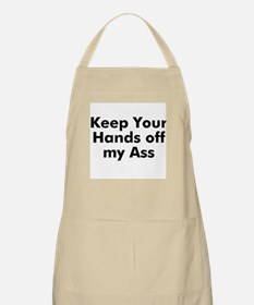 Keep Your Hands off my Ass BBQ Apron