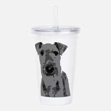 Cool B w Acrylic Double-wall Tumbler