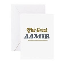 Aamir Greeting Cards (Pk of 10)