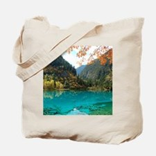 JIUZHAIGOU VALLEY 3 Tote Bag
