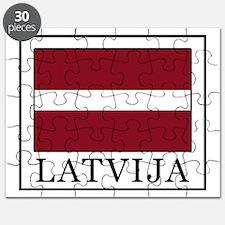Cute Latvian Puzzle