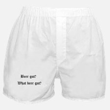 Beer Gut Boxer Shorts