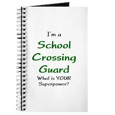 school crossing guard Journal