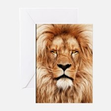 Lion - The Kin Greeting Cards