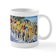 Wish you were here! Beach Mug