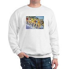 Wish you were here! Beach Sweatshirt