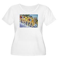 Wish you were here! Beach T-Shirt