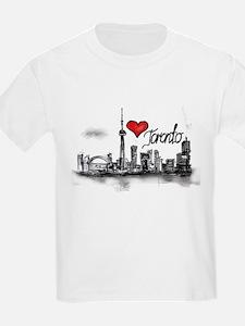 I love Toronto T-Shirt