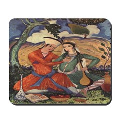 Passion and Music Mousepad
