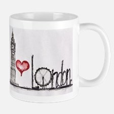I love London Mugs