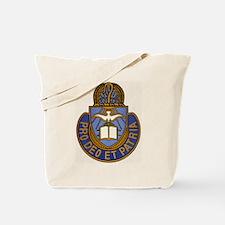 Chaplain Crest Tote Bag