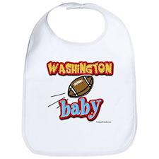 WASHINGTON baby (BOY) Bib