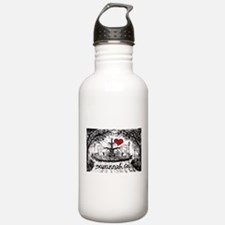 I love savannah Ga Water Bottle