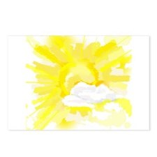 Weather forecast Postcards (Package of 8)