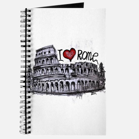 I love Rome Journal