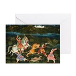 Hunting Party Greeting Cards (Pk of 10)
