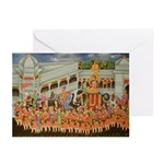 Mughal Procession Greeting Cards (Pk of 10)