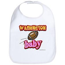 WASHINGTON baby (GIRL) Bib