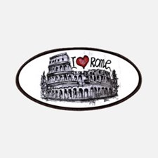 I love Rome Patch