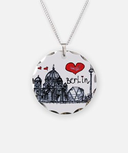 I love Berlin Necklace
