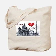 I love Berlin Tote Bag