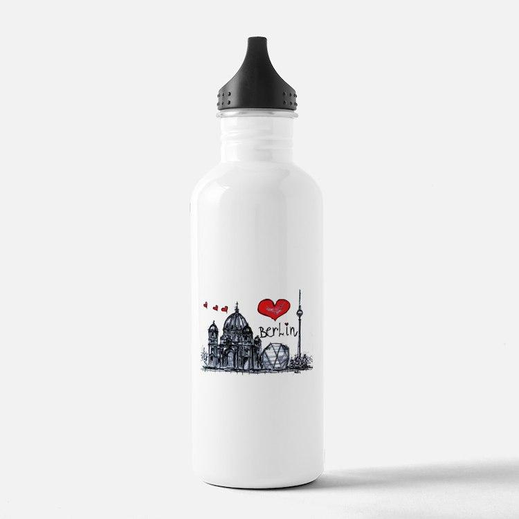 I love Berlin Water Bottle