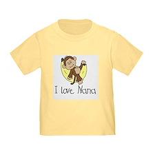 I Love Nana T