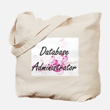 Database Administrator Artistic Job Desig Tote Bag