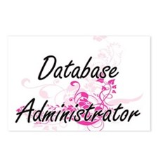 Database Administrator Ar Postcards (Package of 8)
