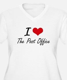 I love The Post Office Plus Size T-Shirt