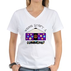 Wanna Start A Commune? Shirt