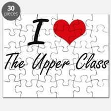 I love The Upper Class Puzzle