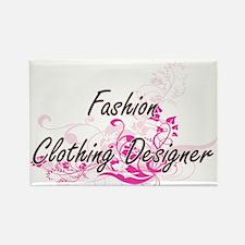 Fashion Clothing Designer Artistic Job Des Magnets