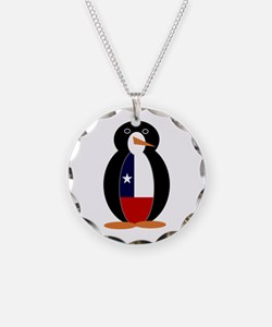 Penguin of Chile Necklace