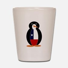 Penguin of Chile Shot Glass