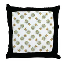 EASTER TOPIARY Throw Pillow