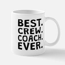 Best Crew Coach Ever Mugs