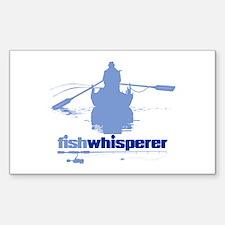 fishwhisperer Decal
