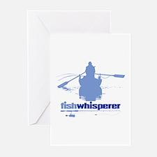 fishwhisperer Greeting Cards